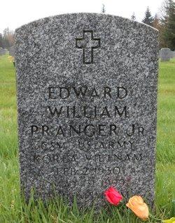 Edward William Pranger, Jr