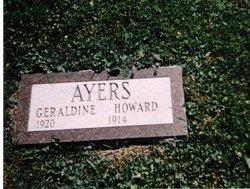 Geraldine Blanche <i>Fonda</i> Ayers