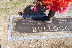 Mary Lois <i>Pilgreen</i> Bullock