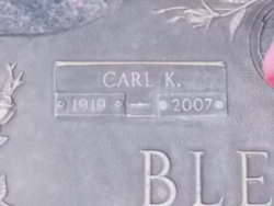 Carl K. Bledsoe