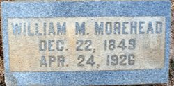 William Miller Morehead