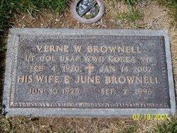 LTC Verne Warren Brownell