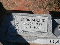 Agatha Gereline <i>Tolley</i> Davis