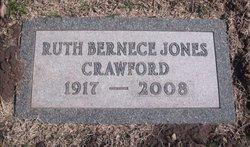 Ruth Bernece <i>O'Byrne</i> Crawford (Jones)