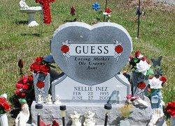 Nellie Inez <i>Wilson</i> Guess