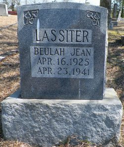 Beulah Jean Lassiter