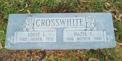 Eddie Lee Crosswhite