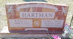 Audrey Jean <i>Stultz</i> Hartman