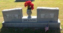 Josie <i>Hubbs</i> Jackson