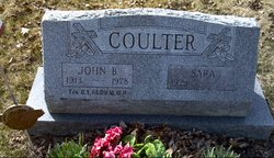 John Bernard Coulter, Jr