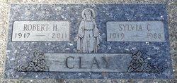 Sylvia Cecilia <i>Sparks</i> Clay