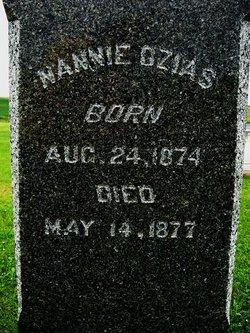 Nannie Ozias