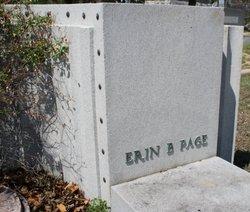 Erin <i>O'Brion</i> Page