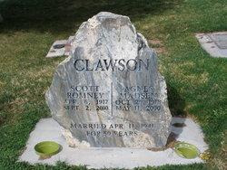 Scott Romney Clawson