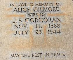 Alice <i>Gilmore</i> Corcoran