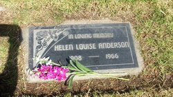 Helen Louise <i>Sailors</i> Anderson