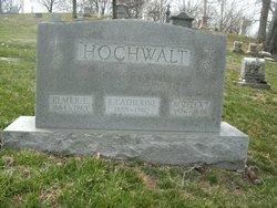 Rhoda Catharine <i>Carnes</i> Hochwalt