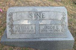 Jacob Lonnie Sine