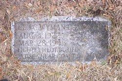 Lt JG Wyman C Edmund