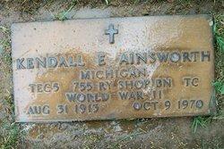 Kendall Earl Ainsworth