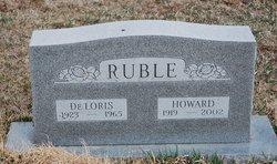 De Loris Elaine <i>Davenport</i> Ruble