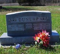 Mattie Dunlap