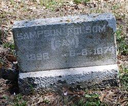 Sampson Folsom