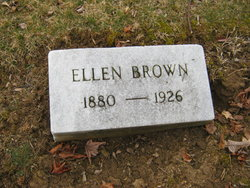 Ellen <i>Williams</i> Brown