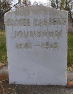James Casseus Johnston