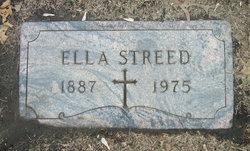 Ella J <i>Olson</i> Streed