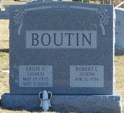 Erdie F <i>Jones</i> Boutin