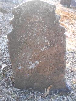 Deacon Joseph Wilcox