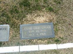Bessie <i>Gray</i> Cruce