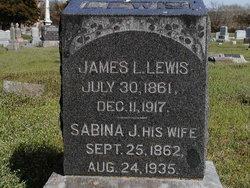 Sabina J. Lewis