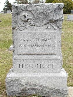 Anna B. <i>Blackett</i> Herbert