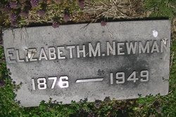 Elizabeth M Newman