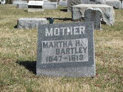 Martha R <i>Hill</i> Bartley