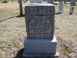 John Spencer Barton