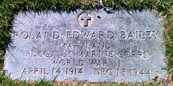 Sgt Roland Edward Bailey