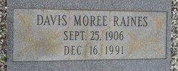 Vera Davis <i>Moree</i> Raines