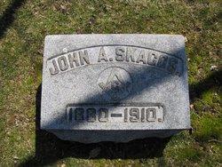 John A Skaggs