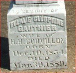 Eulalie Cleophine <i>Gauthier</i> Couvillon