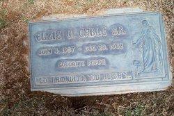 Elzie Grant Gable