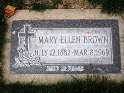 Mary Ellen <i>Falcon</i> Brown