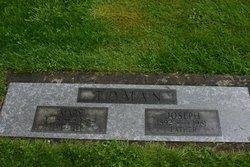 Mary Ann May <i>Svihla</i> Toman