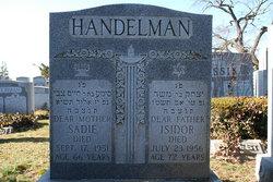 Isidore Handelman