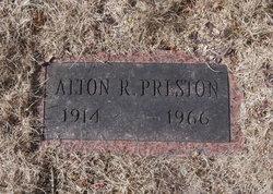 Alton Richard Preston