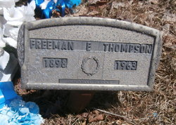 Freeman Edward Thompson