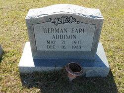 Herman Earl Addison