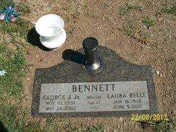 Laura Belle <i>Umphress</i> Bennett
